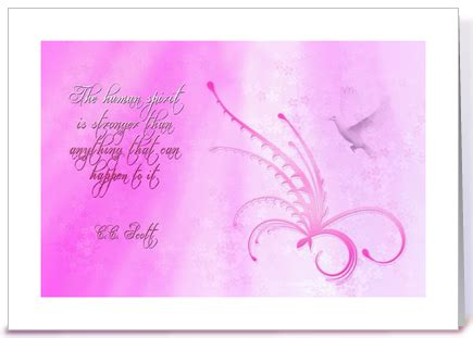 comforting words for sick family member cancer encouragement greeting card by olga s layers card