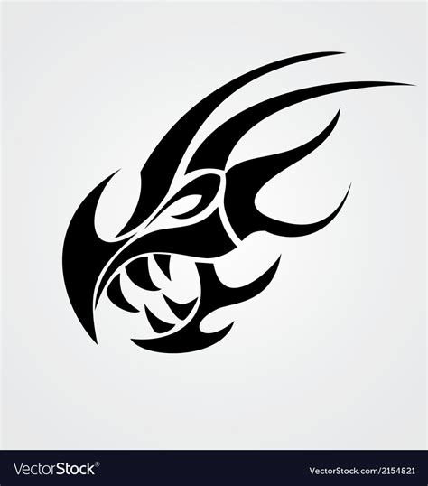 aries sign tribal royalty free vector image vectorstock tribal royalty free vector image vectorstock