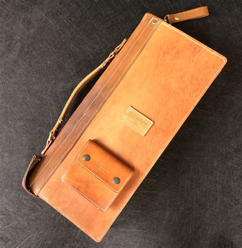 bespoke handmade leather goods fizzarrow made in