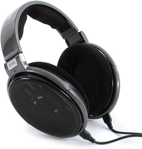 best reference headphones sennheiser hd 650 open back audiophile and reference