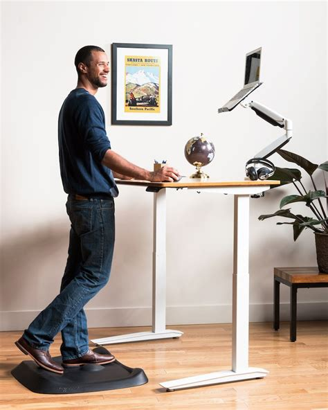 best standing desk 7 best standing desks in 2017 improve your posture and