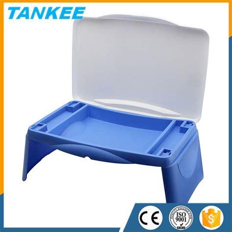 plastic lap desk with storage storage folding lap desk laptop writing desk stand