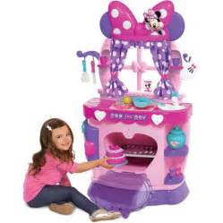 minnie mouse kitchen set minnie bow tique sweet surprises kitchen walmart