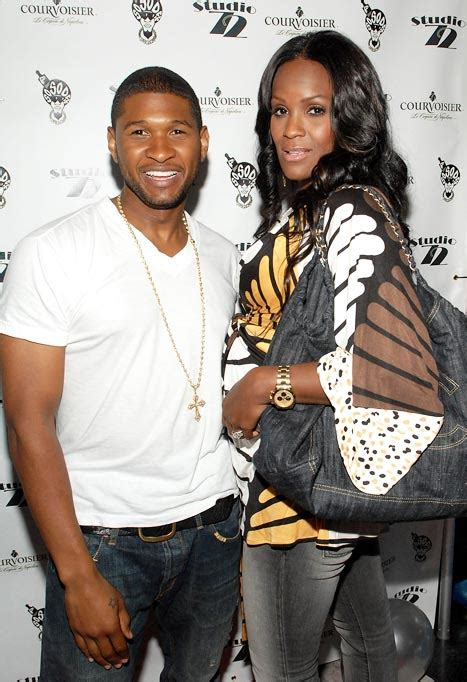 Exclusive Details Usher To Wed Fiancee Tameka Foster On Saturday by Usher S Stepson Kile 11 Passes Away Us Weekly