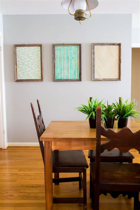new ideas diy dining room wall art let me show you how to make making the house a home an easy wall art project yeah