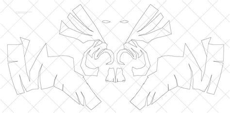 batman face mask template cardboard batman mask template theveliger