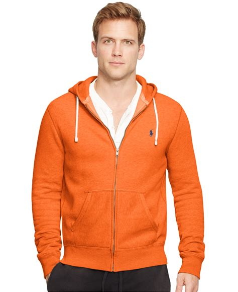 Vest Nike Michael Jaket Hoodie Zipper Sweater Ym01 2 polo ralph zip fleece hoodie in orange for deco orange lyst