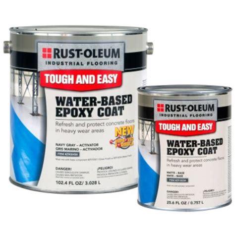water based industrial epoxy floor coating matte finish
