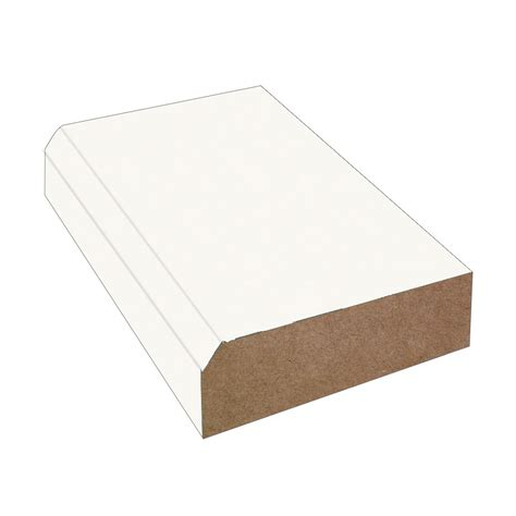 bevel edge laminate countertop trim formica dover white