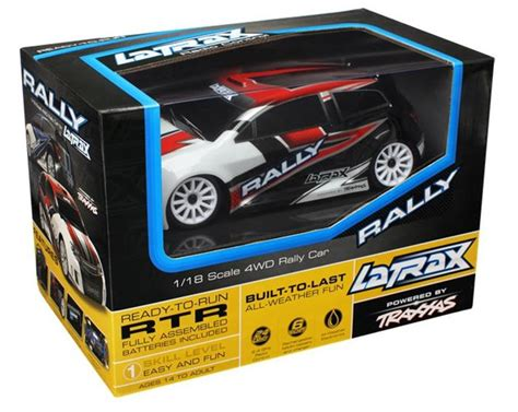 Traxxas Latrax Rally 118 75054 1 4wd 24ghz Rtr product review latrax 1 18th 4wd rally rc car traxxas