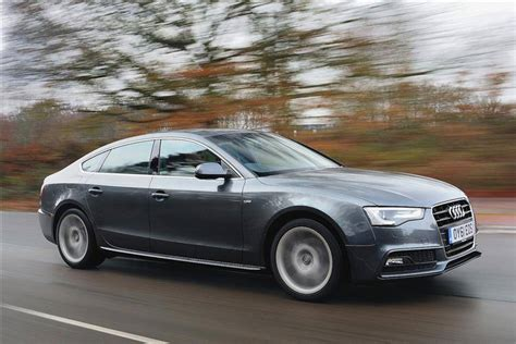 Audi A5 Sportback 2012 Review by Audi A5 Sportback 2012 2015 Used Car Review Car
