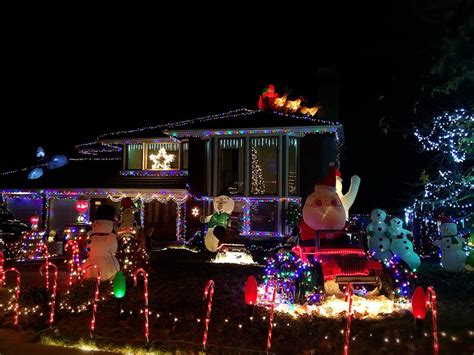 thoroughbred christmas lights 2017 lisa dinoto group