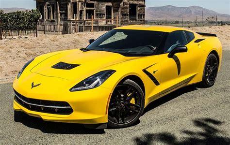 chevrolet corvette c7 stingray sports cars