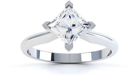 2 carat emerald cut vs 2 carat princess cut diamonds