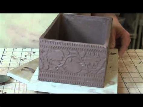 grid pattern canvas for pottery 26 best images about slab pot on pinterest ceramics