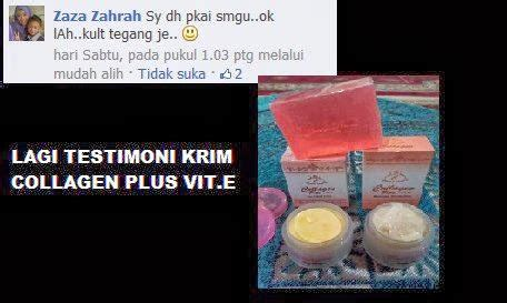1 Set Collagen Plus Vit E set collagen plus vitamin e harga murah giler