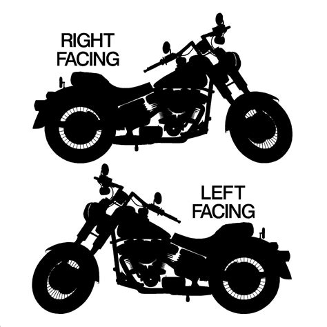 Cutting Sticker Harley Davidson 3 harley davidson motorbike chopper vinyl wall sticker