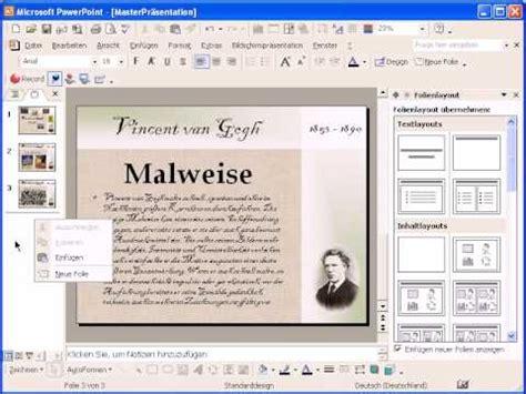 tutorial powerpoint deutsch powerpoint tutorial einf 252 gen verschieben und l 246 schen
