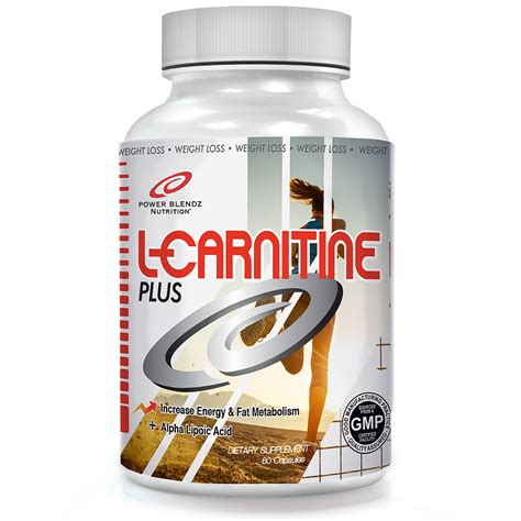 l carnitine carbohydrates l carnitine plus by power blendz nutrition l carnitine