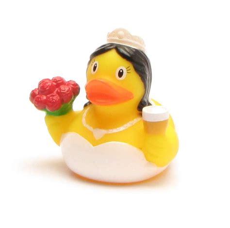 braut quietscheente braut mini quietscheente im badeenten shop einkaufen