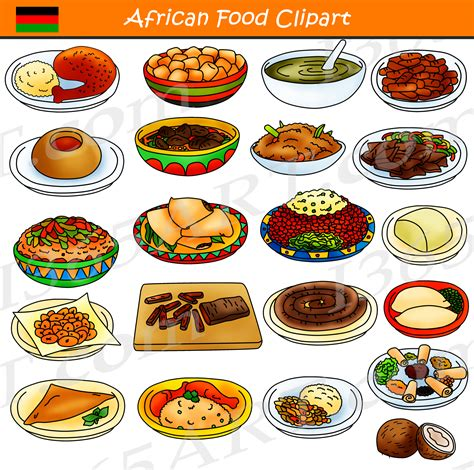 food clipart food clipart commercial international food