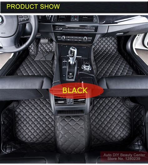 Vw Golf Cabriolet Car Mats by Car Floor Mats For Vw Golf 4 5 6 7 Golf 7 Cabriolet Golf