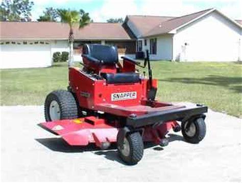 Used Farm Tractors For Sale Snapper Zero Turn 2004 04