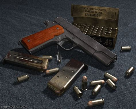 guns amp weapons colt m1911