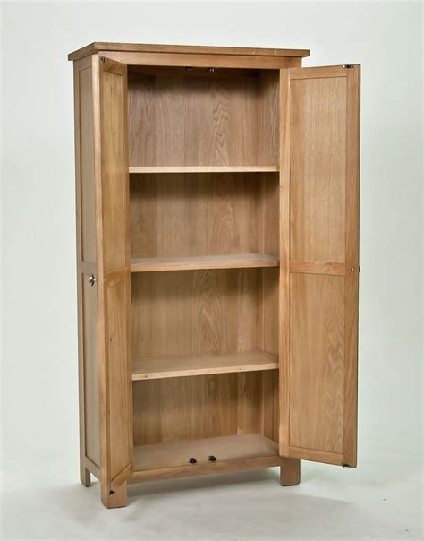 cupboard shelves lansdown oak tall cupboard oak furniture solutions