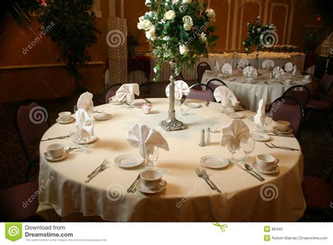 how to set wedding table table setting before a wedding stock photo image 86440
