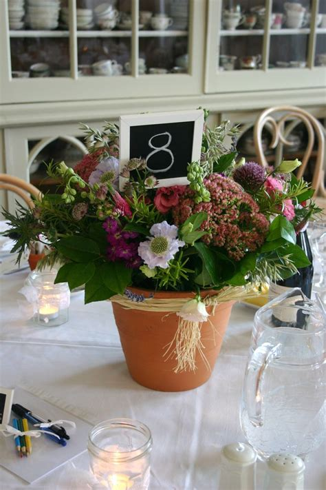 144 best images about table wedding decor with pots on