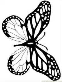 coloring pages monarch butterfly coloring pages monarchreal insects gt butterfly free