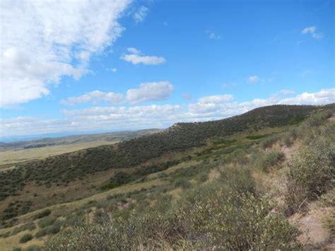 Soapstone Colorado - towhee loop picture of soapstone prairie area