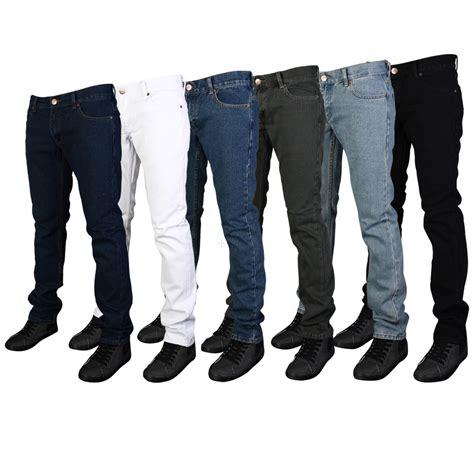 design jeans new mens forge by kam f102 designer skinny fit denim jeans
