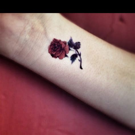 small rose tattoos on wrist best 25 wrist tattoos ideas on small