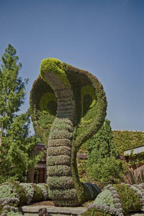 Atlanta Botanic Garden Atlanta Botanical Garden S Incredibly Amazing Plant Sculptures Moments Journal