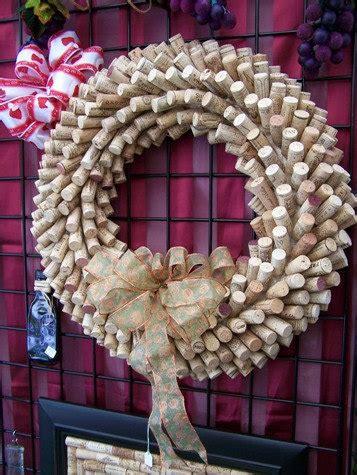 wine cork wreath 18