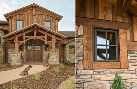 rustic siding for houses ranchwood rustic wood siding and timbers montana timber products