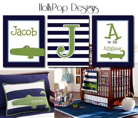 Nursery Wall Decor Alligator Wall Decor Alligator Picture Alligator Nursery Decor