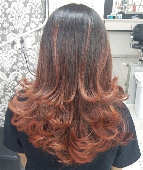 Two Color Hairstyles by 40 Two Tone Hair Styles