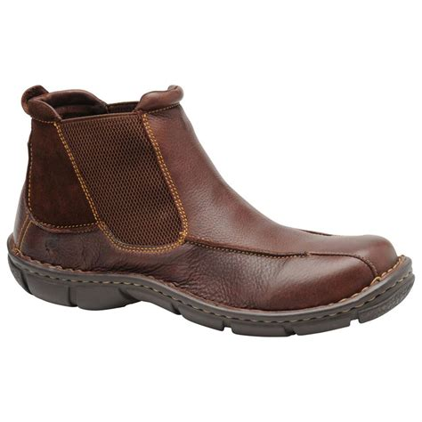 mens born boots s born 174 leather damon boots 168354 casual shoes at