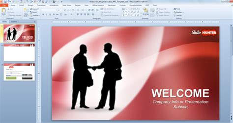 Download Template For Powerpoint 2007 Bountr Info Powerpoint Presentation 2007 Free