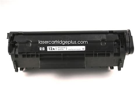 Toner Hp 12a q2612a hp q2612a hp 1012 toner lcp recycled