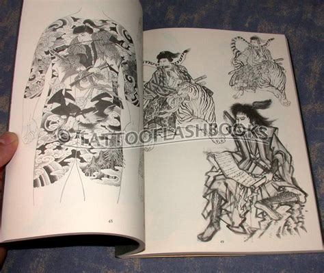tattoo design japanese book tattooflashbooks com ichibay japanese tattoo designs