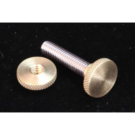 Adjustment Knobs by Duall Adjustment Knob Locking
