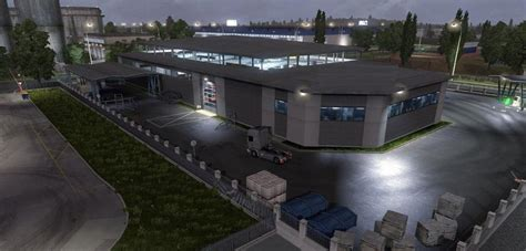 All Garage by All Garage Savegame V1 0 Ets2 Truck Simulator 2 Mods