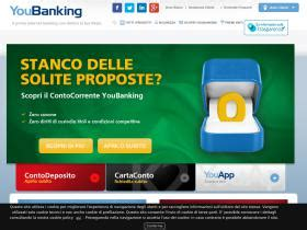 www banco popolare it youwebcard bancopopolare it competitor analysis spymetrics