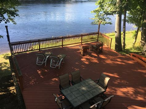 lake george mi boat rentals river roost riverfront home 10 miles from lake george