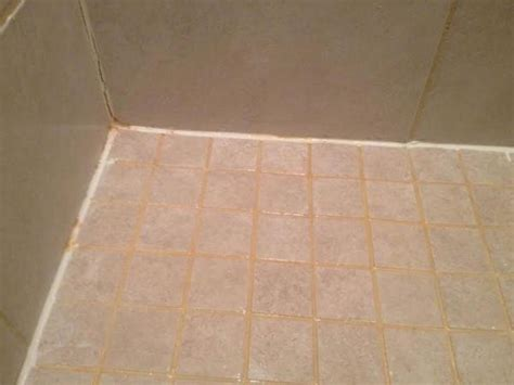 do it yourself bathroom tile rust coloring in shower tile grout doityourself