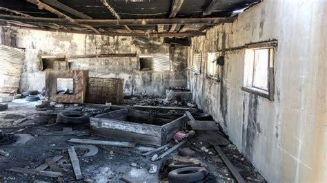 Abandoned Garage by Jacumba Photos